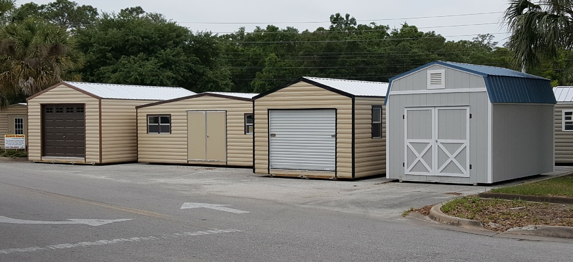 Sheds metal buildings garages pole barns carports for Barns and garages