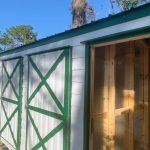 Probuilt Structures Sleel Building Storage Building Sheds She Sheds Man Cave Logo sheds for sale multi stall tack room