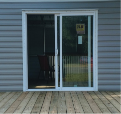 72x80 Sliding Glass Door