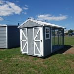 Dog Kennel to match the outside of your house for sale in central Florida double door