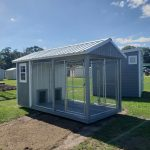 Dog Kennel to match the outside of your house for sale in central Florida