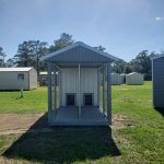 Dog Kennel to match the outside of your house for sale in central Florida for two dogs