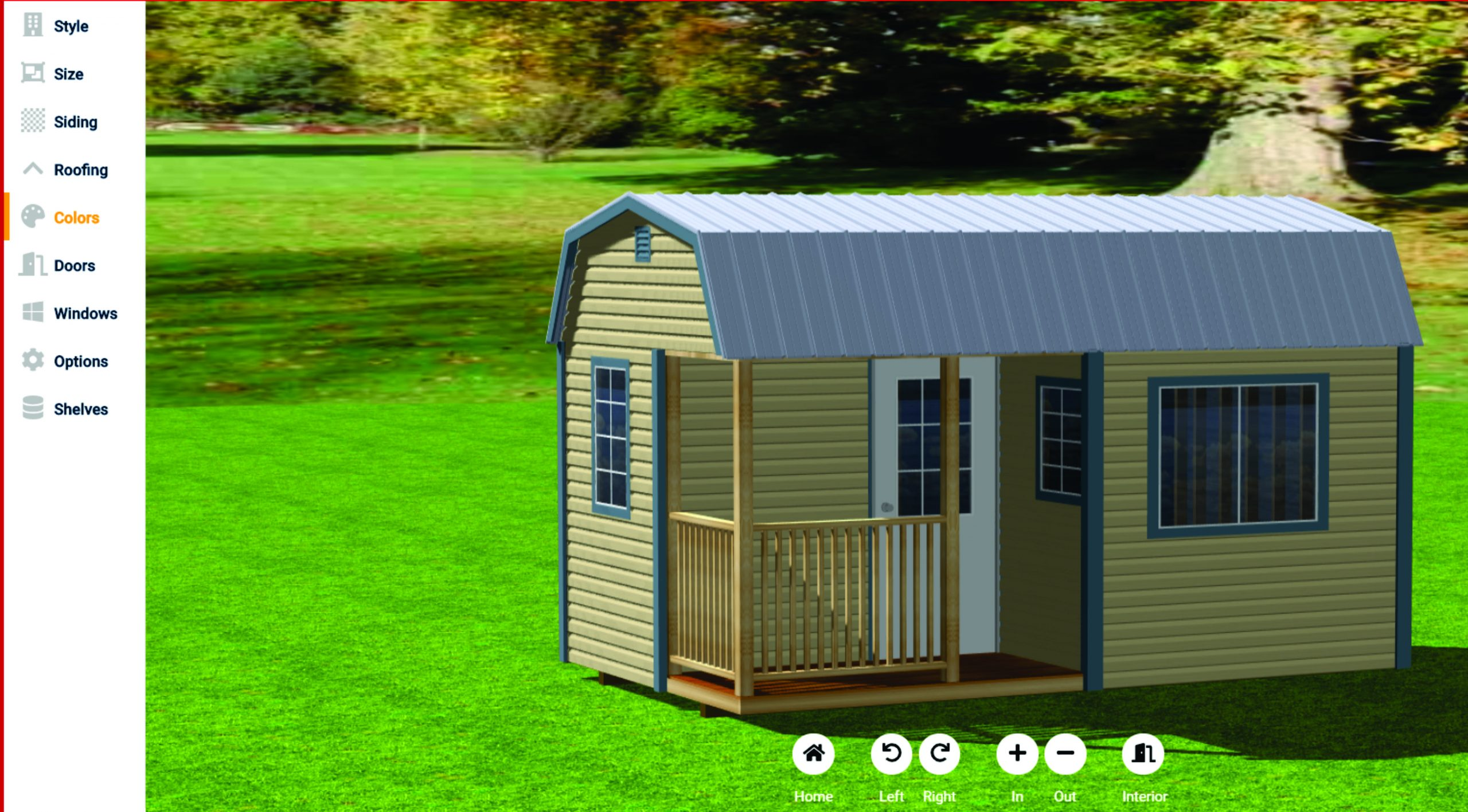 Probuilt Structures Sleel Building Storage Building Sheds She Sheds Man Cave Logo sheds for sale build your shed online