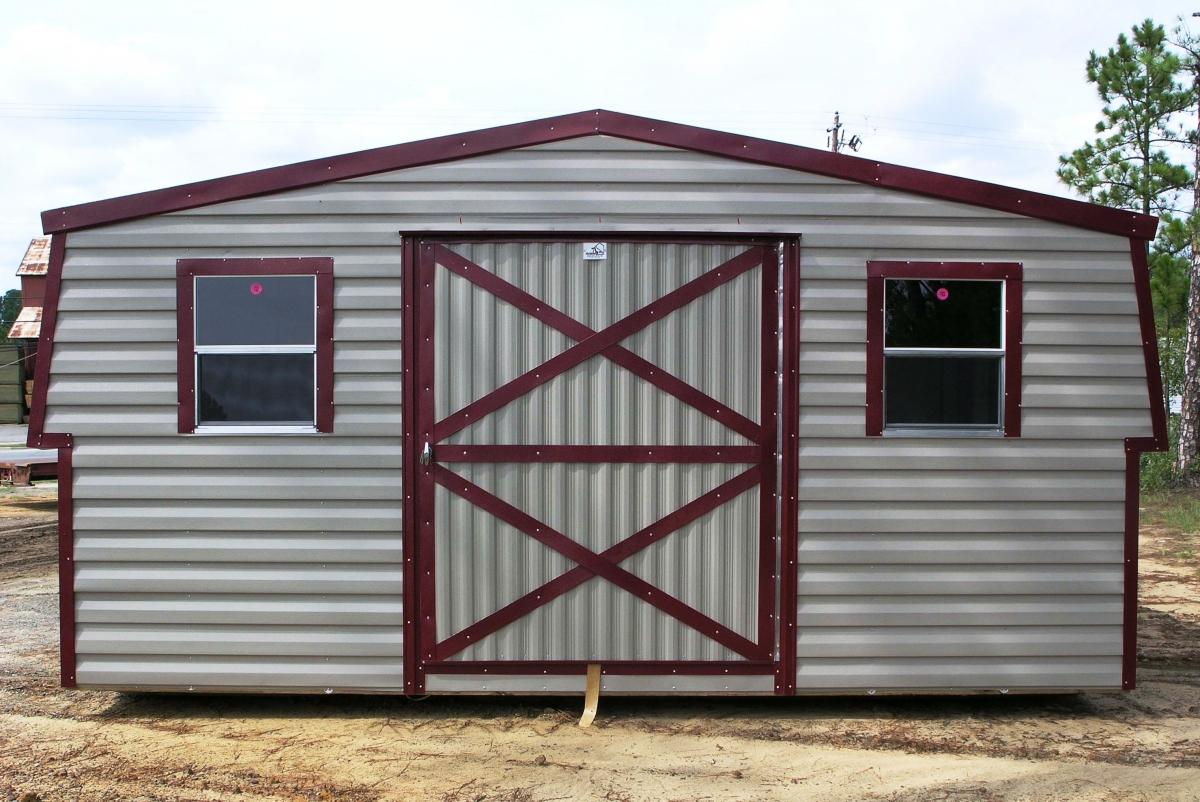 Dutch Barn Robin Sheds