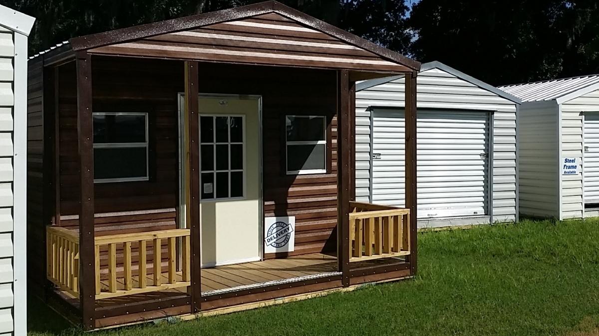 Porch Model Robin Sheds