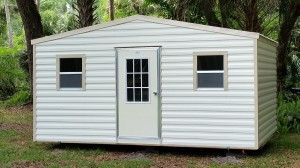 Floridian 12x16 Robin Studio Shed (1)